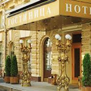 Гостиницы Чернореченского