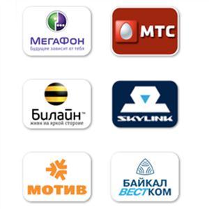 Операторы сотовой связи Чернореченского